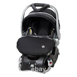 Baby Double Combo Stroller with 2 Car Seats Twins Nursery Center Playard 2 High