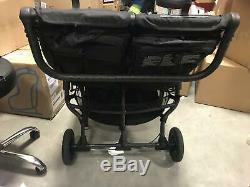 Baby Jogger 2019 City Mini GT Double Twin Seat Stroller All-Terrain Black