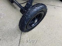 Baby Jogger City Mini GT Double twin Stroller Black & Grey