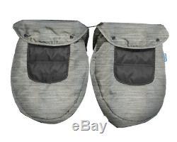 Baby Tandem Double Stroller Twin Pushchair Pram Buggy Kikka Boo Different Design