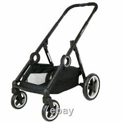 Baby Tandem Double Twin Pram Travel System Pebble Pushchair Stroller New