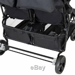 Baby Trend Lightweight Double Stroller Infant Twins Pushchair