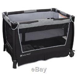 Baby Twins Combo Set Double Stroller Boy Girl Nursery Center Swing Car Seat Bag
