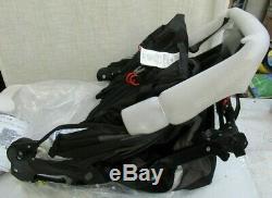 Bob Revolution Flex 3.0 Duallie Twin Baby Double Stroller Graphite 2020 Black