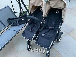 Bugaboo Donkey Duo Twin Pushchair Stroller, Used but in great condition
