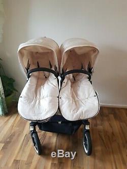 Bugaboo Donkey Twin Double Pushchair