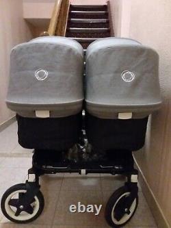 Bugaboo Donkey Twin Double Stroller