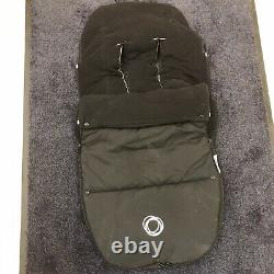 Bugaboo Donkey Twin Duo Black Stroller Pushchair Parasol Buggy Board Carrycot