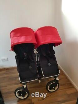 Bugaboo Donkey Twin Duo Double Pram/pushchair