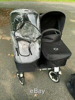 Bugaboo Donkey Twin- New Price GREAT condition