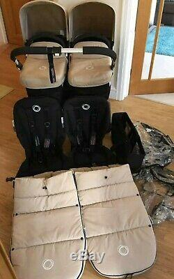 Bugaboo Donkey Twin /double travel System