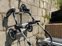 Bugaboo donkey 2 chassis twin seat option