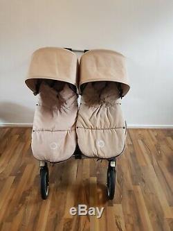 Bugaboo donkey Twins/Bouble