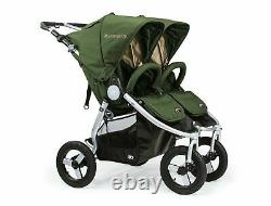 Bumbleride Indie Twin Camp Green Brand NEW! SAME DAY SHIPPING Stroller