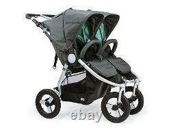 Bumbleride Indie Twin Dawn Grey Mint Brand NEW! FREE SHIPPING