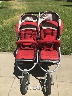Bumbleride Indie Twin Ruby Standard Stroller