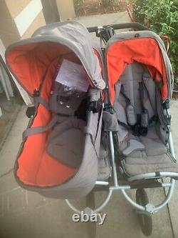 Bumbleride Indie Twin Standard Stroller with bassinet