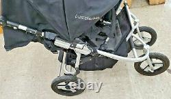 Bumblerride Idle Twin Speed Jogging Stroller Blue