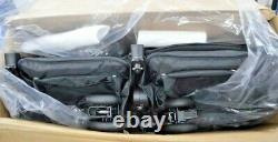CHICCO OHLALA TWIN STROLLER Black Night UPTO 15KG PER SEAT RRP 199.99