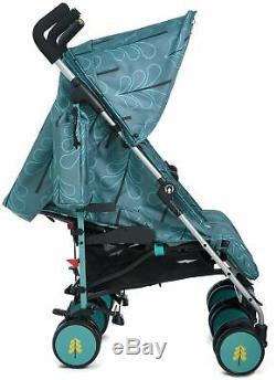 Cosatto SUPA DUPA TWIN STROLLER FJORD Pushchair/Buggy/Pram BN