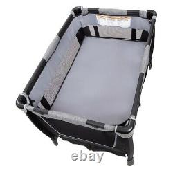 Double Stroller Frame with 2 Car Seats Bases Twins Combo Nursery Center Baby Bag