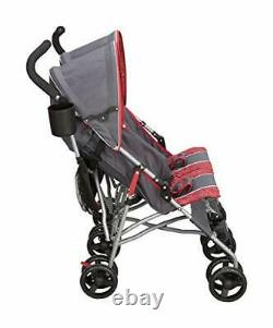 Double Stroller Twins Side By Side Boys Girls Lightweight Frame Compact Umbrella