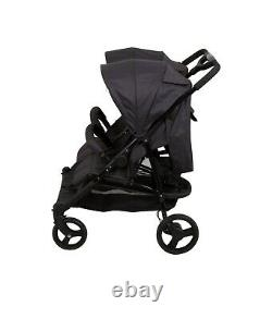 Dupo Twin Stroller Cinder (BRAND NEW)