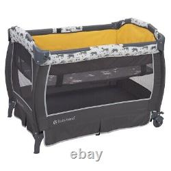 Elite Twins Double Stroller Frame with 2 Car Seats Baby Combo Nursery Center Bag