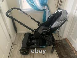 Graco Baby UNO2DUO Twin Tandem Double Stroller with Second Seat Hayden 2018 Used