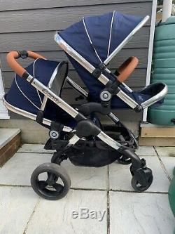 Icandy peach Royal Double/twin pushchair