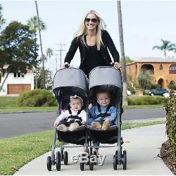 Joovy Twin Groove Ultralight, Charcoal Baby Kid Infant Toddler New Best Mom Pick