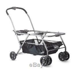Joovy Twin Roo+ Infant Car Seat Stroller Frame
