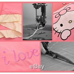 Kids Hello Kitty Bedding Duvet Cover Bedding Set COTTON Twin Full/Queen, King