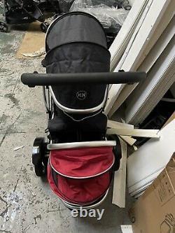 Kids Kargo Duellette Twin Double Pushchair Stroller Buggy
