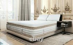 Maxzzz 12Inch Full Size Luxury Gel Infused Memory Foam Double Mattress