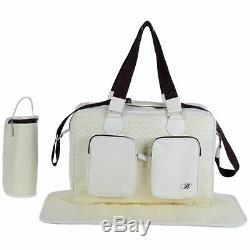 My Babiie Billie Faiers Twin Double Cream Stroller Pushchair Buggy inc Raincover