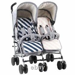 My Babiie Dreamiie by Samantha Faiers MB22 Twin Stroller Pushchair