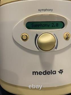 NEW Medela Symphony 2.0 Double Breast Pump with Program Card Hospital Grade Twins
