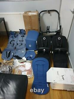 New Bugaboo Donkey2 Complete Twin Sets Read Descriptions