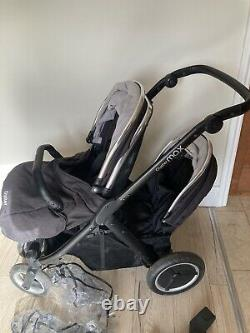 Oyster Max 2 Double Twin Pram