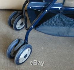 Peg Perego 20043 Arcore Duette Twin Double Baby Toddler Stroller Italy