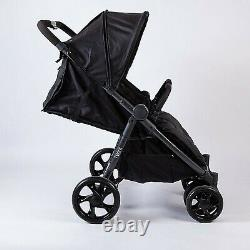 Red Kite Push Me Twini Carbon Jogger Twin Pushchair Twins Stroller Baby Toddler