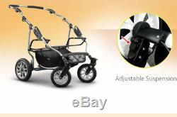 Twin Double tandem pushchair/buggy