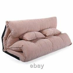 Twin Sofa Bed Futon Chair Daybed Lounge Furniture Guest Living Room Foam Sleeper