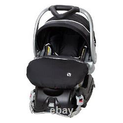 Unisex Double Stroller with 2 Car Seats Playard 2 Swings Bag Twins Baby Combo