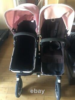 2015 Bugaboo Donkey Twin Double Poussette Snack Tray