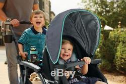 Acte D'équilibrage De La Poussette Double À Deux Mains Graco Baby Modes Duo