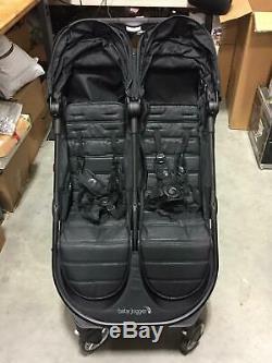 Baby Jogger 2019 City Tour 2 Double Twin Siège Pliant Compact Poussette, Jet