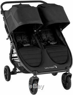 Baby Jogger 2020 City Mini Gt2 Twin Double Poussette Tous Ships Terrain Gratuit