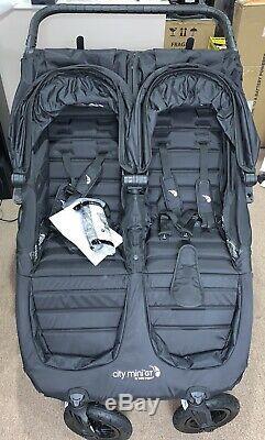 Baby Jogger City Mini Gt2 Double Bébé Double Poussette Jet Livraison Gratuite Pour USA
